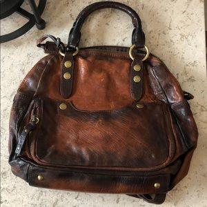 Frye handbag / backbag